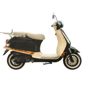 Venta de moto GOES-125-RT-EFI-EURO-4