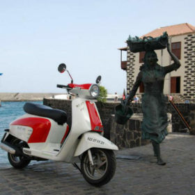 motorcycle rental puerto de la cruz Más que Motos