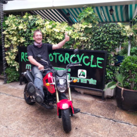 Rent a motorcycle in tenerife with Mas que Motos