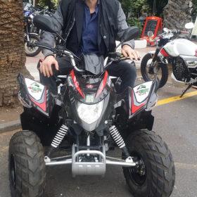 rent a motorbike puerto de la cruz