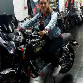 motorbike shop tenerife