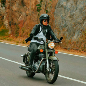 motorcycle rental Tenerife