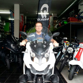 motorcycle rental Tenerife