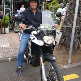 tenerife motorbike rental puerto de la cruz