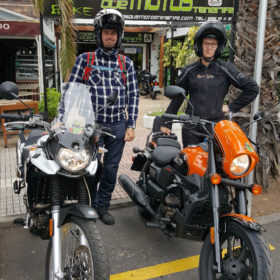 Tenerife Motorcycle rental