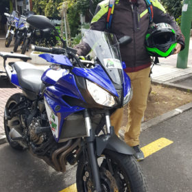 Alquiler de motos en Puerto de la Cruz