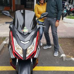 alquiler de motos Tenerife