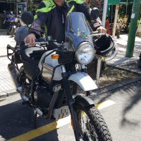Alquilar motos tenerife