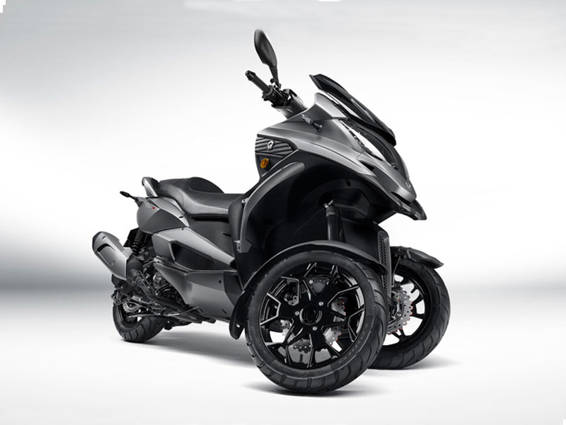 QUADRO QV3 0 - Engelli olmak ve Motorsiklet