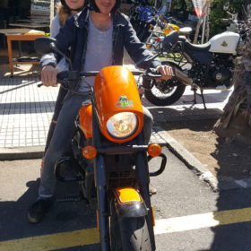 motorcycle rent tenerife