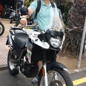 motorradvermietung Teneriffa