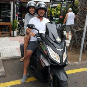motorbike rental tenerife