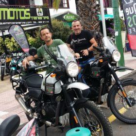 motorcycle rental Tenerife puerto de la cruz mas que motos tenerife