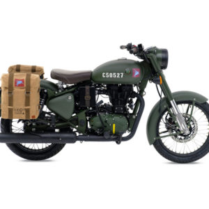 pegasus green royal enfield