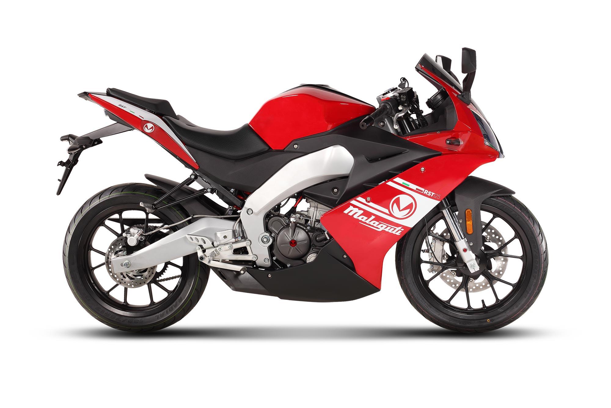 125 malaguti rst 125 m  s que motos tenerife 125cc motorcycle malaguti rst 125 m  s que motos tenerife